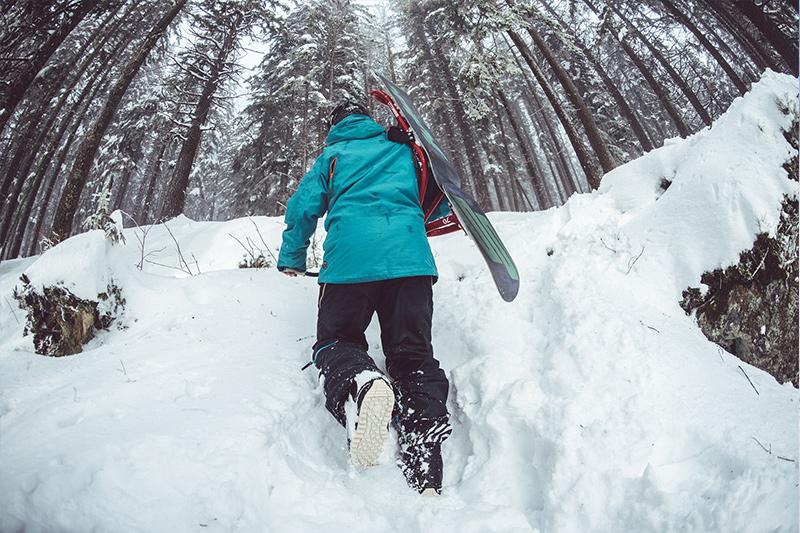 Skisocken Outdoor