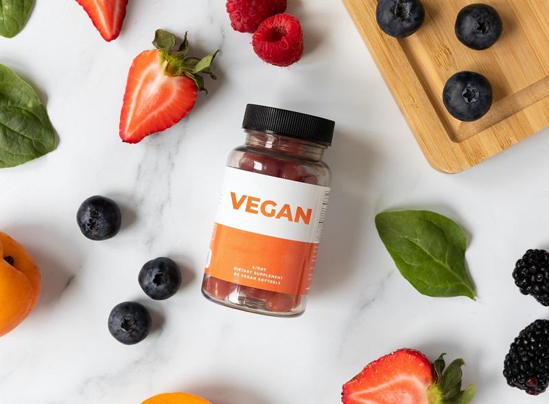 Vegane Darreichungsformen von Magnesiumcitrat