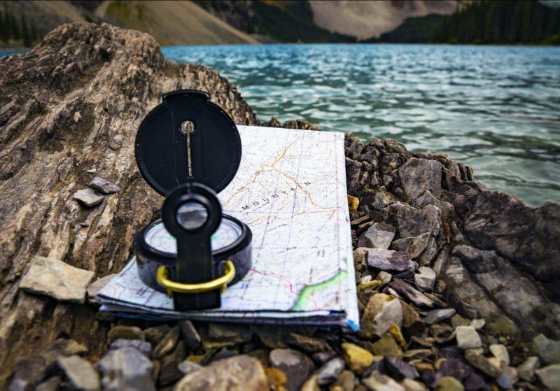 Wander-Navigationsgerät statt Karte und Kompass