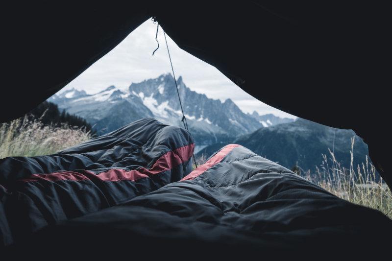 Wie ein Schlafsack-Inlay den Schlafsack verbessert