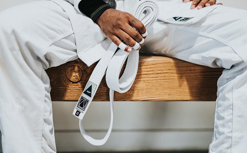 Karate Weißgurt