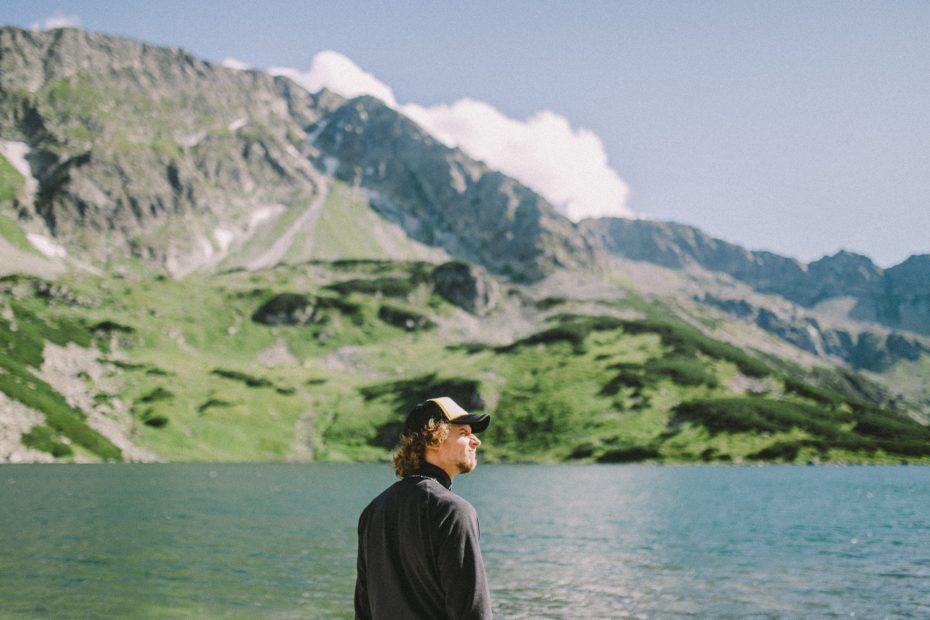 Eine Reise in Norwegen