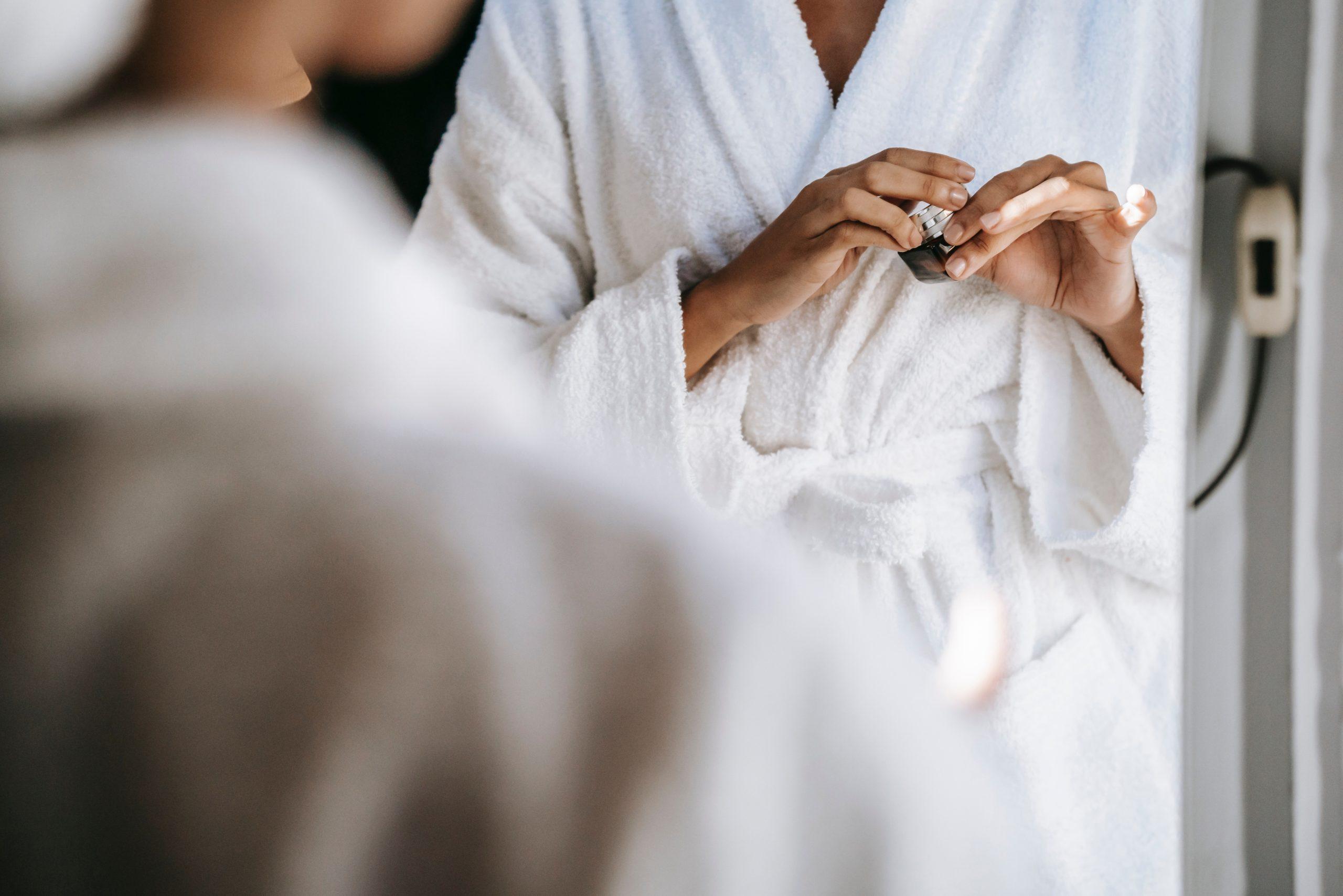 Die eigene Körperpflege