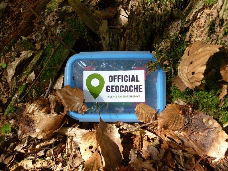 Geocaching Box