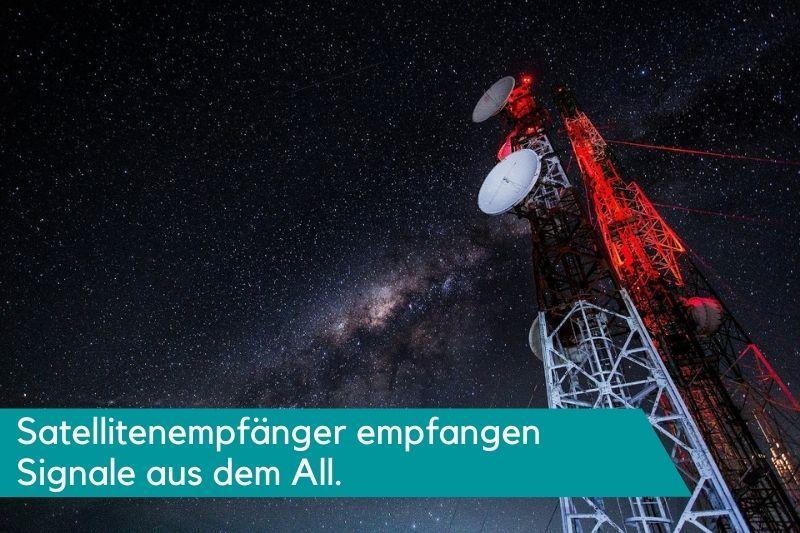 HD Sat Receiver Technik