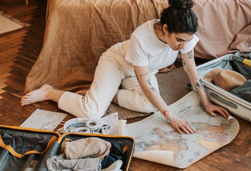 Kleiderpackliste für eine Reise nach Teneriffa