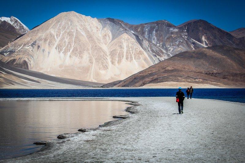 Gebirge in Ladakh