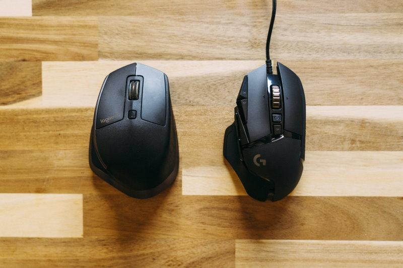 Kabellose Kabelgebundene Computermaus Office Gaming