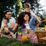 Picknick mit Kindern: Leckere Snacks sind das Wichtigste