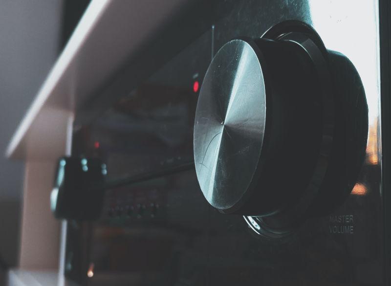 Verstärker einer Soundanlage