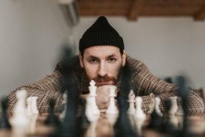 Die Wahl eines richtigen Schachbretts kann Kopfzerbrechen bereiten