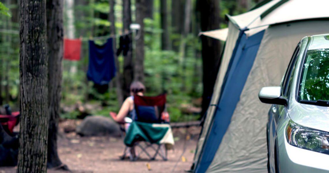Camping-Waschmaschinen im Test