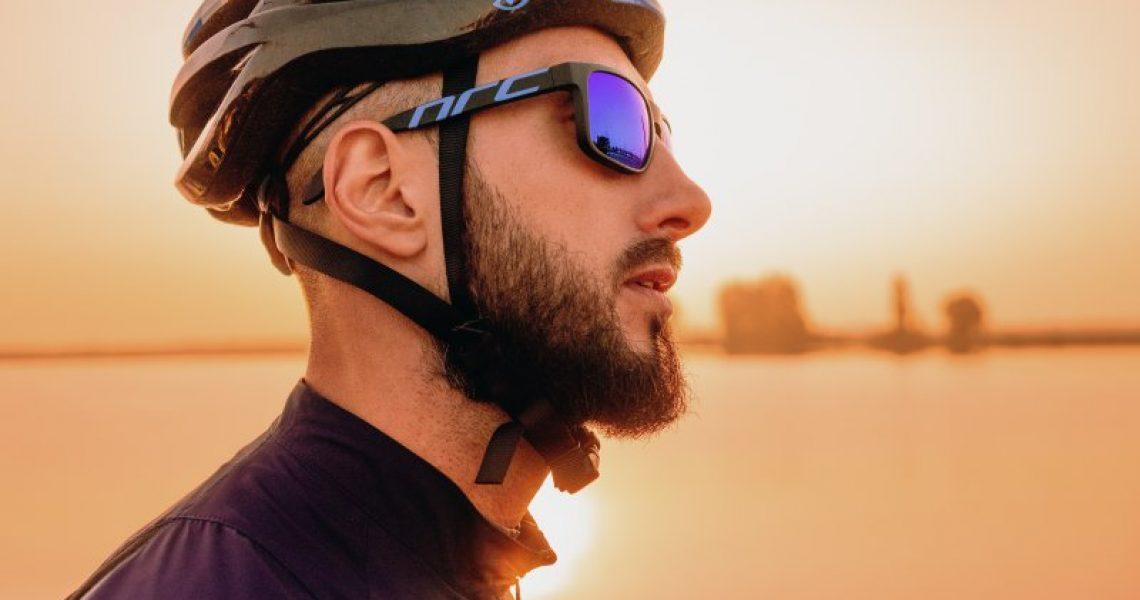 Fahrradbrille