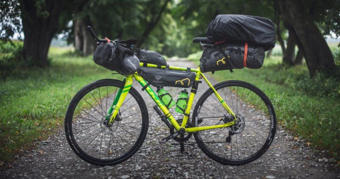 Fahrrad Rahmentasche im Test
