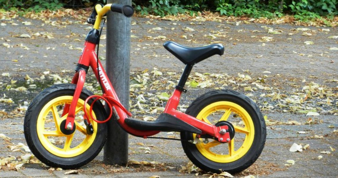 Kinder-Fahrradschlösser