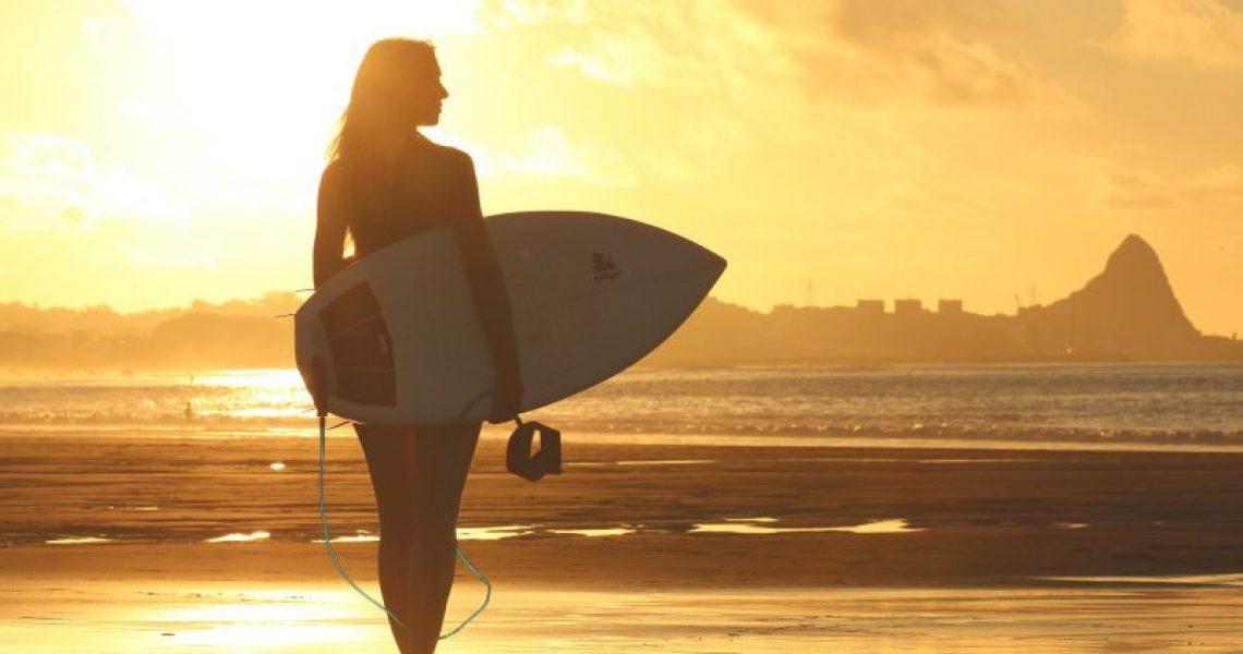 Was ist Surfen eigentlich? Für uns bedeutet Surfen einfach abzuschalten und grenzenlose Freiheit zu spüren.