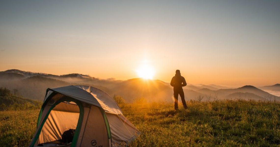 Wildcampen in Deutschland
