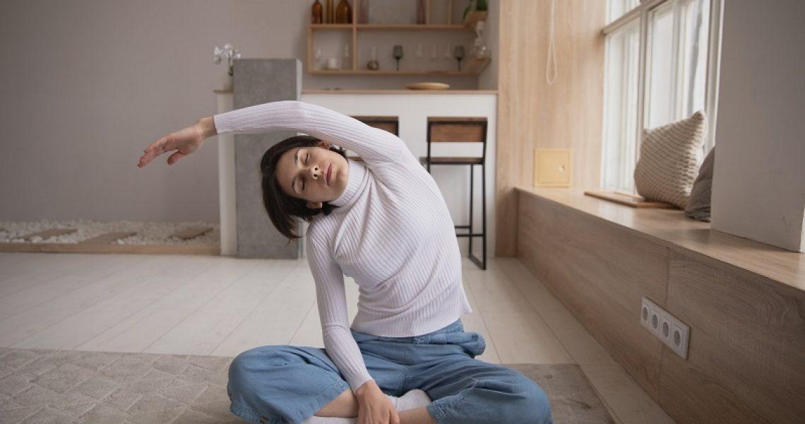 Yogamatte aus Schurwolle Test